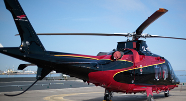 helicopter charter